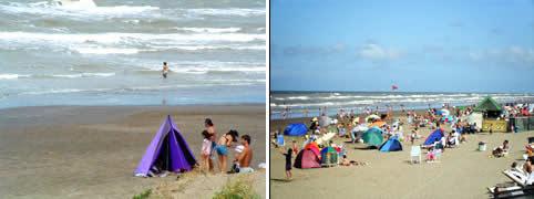 Playas de Costa del Este Buenos Aires