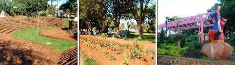 Jardín América, Misiones