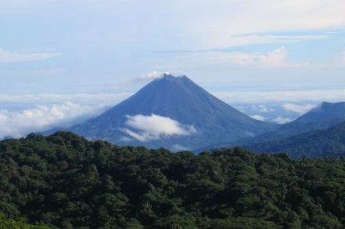 volcan-arenal-en-costa-rica