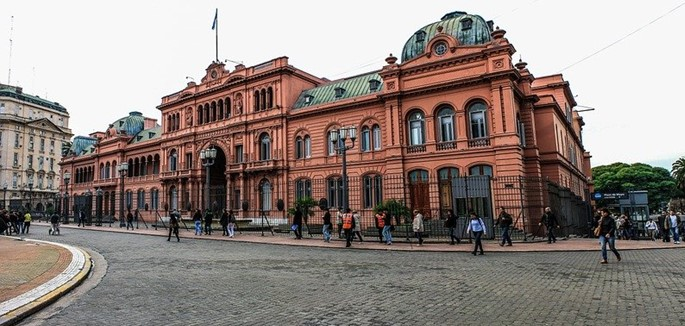 Imagesource:https://pixabay.com/photos/casa-rosada-argentina-buenos-aires-907344/ License:PixabayLicense. Free forcommercial use. No attributionrequired